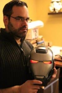 Gil and War Machine prototype