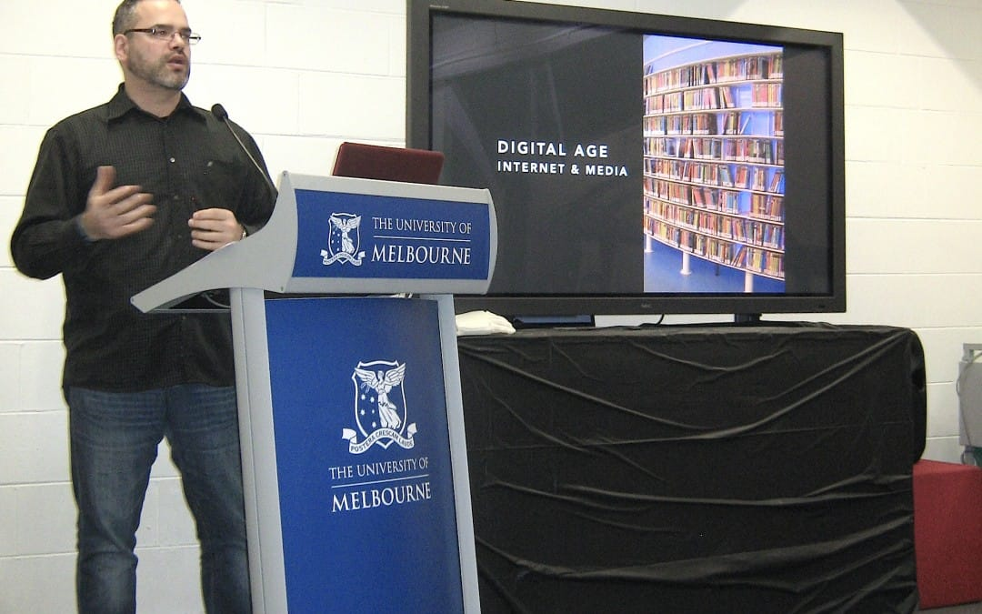 3D showcase – University of Melbourne
