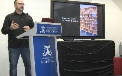 3D showcase – University of Melbourne