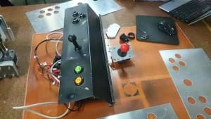 Building a new control panel housing