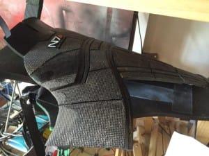 Mass Effect chest armour.