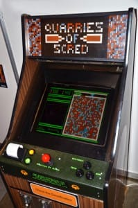Quarries of Scred arcade Cabinet