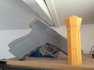 Printed props. Everywhere you look, more amazing goodness.