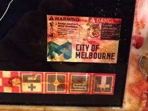 City of Melbourne, your friend in the zombie holocaust