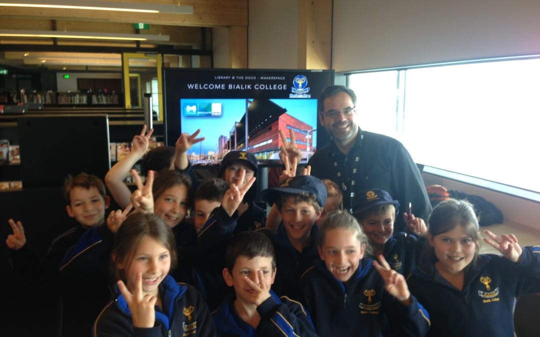Teaching the next generation of makers – Bialik College