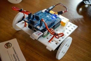 Nodebots are in the house!