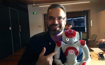 NAO – The little humanoid robot