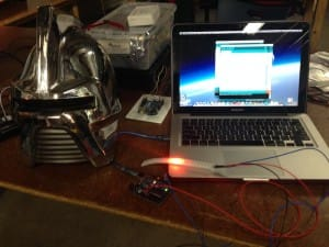 Testing the LEDS with an Arduino