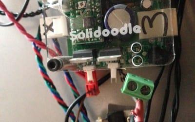 Superdoodle power terminal repair