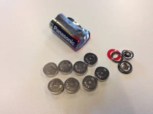All the elements of a battery pack. Hacker heaven