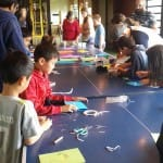 Kids workshop at Mini Make Day