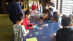 Kids workshop at Mini Make Day