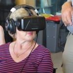 VR technology...