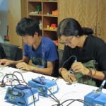 Learn to solder workshop