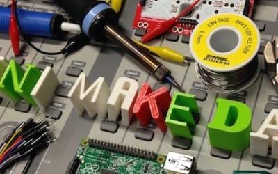 Mini Make Day 2 – Melbourne Knowledge Week