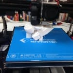 Printing an astronaut for the library to display