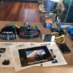 Homemade robots from MESH