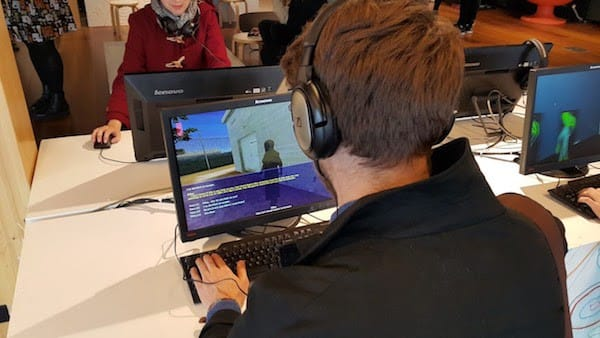 Contours – Melbourne video game exhibition
