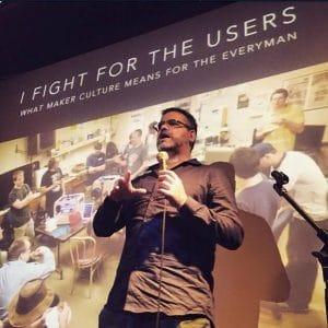 Melbourne Geek Night talk