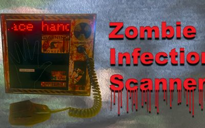 Building a Zombie infection scanner