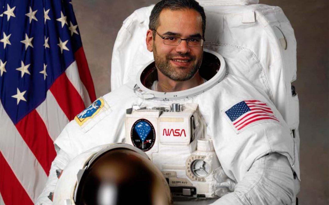 Gil Astronaut at NASA