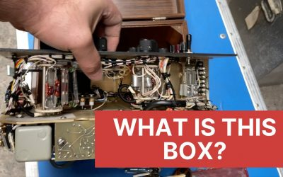 STEM skills from old technology – What's in the box?
